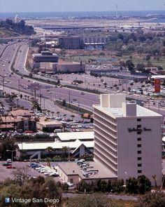 Mission Valley circa 1971