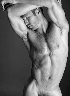 .very sensual and artistic.i like him alot!