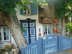 Maison frisonne à Keitum - Île de Sylt : la reine de la mer du Nord ©Sylt Marketing