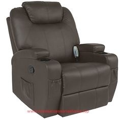 Best Choice Products Massage Recliner Sofa Chair Heated with Control Ergonomic Executive Lounge, Brown, 92.5 Pound BUY NOW     $284.95    Best Choice Products is proud to present this brand new Leather Massage Chair. This chair is designed to bring you relaxation ..  http://www.homeaccessoriesforus.top/2017/03/18/best-choice-products-massage-recliner-sofa-chair-heated-with-control-ergonomic-executive-lounge-brown-92-5-pound/