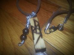 self love, purpose, harmony & prosperity bind, with Garnet and quartz. rune necklace - Lady Star's & Fire, Natural Blendings, Metephysical Charms & Understandings . PERSONAL SELFHELP