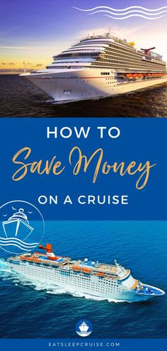 Are you dreaming of and saving your pennies for a cruise vacation? You don't have to break the bank to enjoy a cruise getaway. One of the best ways to save money on a cruise is by booking and taking your cruise at the right time of year. No matter the cruise line (Royal Caribbean, Carnival, Norwegian, Princess, etc.), you can get deals. Here you will learn how to book during the cheapest times of year and you'll be sailing in no time! #CruiseVacation #CruiseTips #SaveMoney #CheapCruise… Cruise Tips, Cruise Vacation, Royal Caribbean, Caribbean Carnival, Cheap Cruises, Ways To Save Money, Dreaming Of You, Saving Money, Sailing