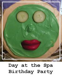 Day at the Spa...for k's party. Might be worth a look.