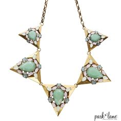 Avant Garde Necklace #parklanejewelry