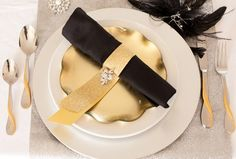 new years eve place setting #newyearseve