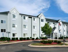 Microtel Inn & Suites by Wyndham Ann Arbor in Ann Arbor, Michigan