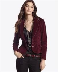 womens corduroy brown blazer - Google Search