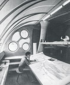 paolo soleri drawings - Google Search