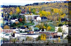 Cobalt Ontario - My Dad grew up here...and I still have very fond memories of this area!
