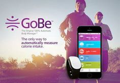 """GoBe has been described to be """"The Original 100% Automatic Body Manager"""", as the GoBe features revolutionary technology that enables users to automatically measure calories consumed and burned during any activity, in addition to hydration, sleep and stress levels without any kind of logging required or leaning on estimates. 
