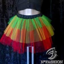 Výsledek obrázku pro tylová sukně