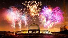 Firework Display at Alexandra Palace