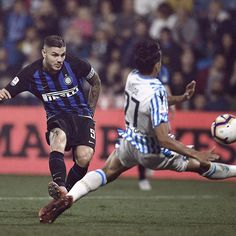 Choose an emoji to describe Mauro performance tonight! pic by Inter Club, Mauro Icardi, Emoji, Spa, Football, Goals, Running, Grande, Sports