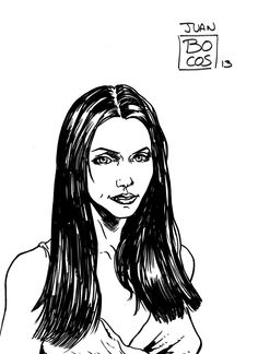 Cordelia Chase from Angel TV series