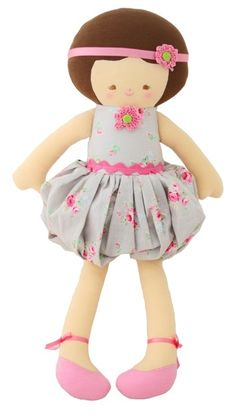 Alimrose Agnes Doll - Molly