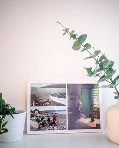 Collage i i hvit romslighet ramme Collage, Photo Illustration, Collages