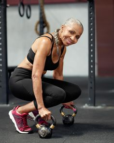Meet Ernestine: Not Your Average 81 Year Old. She's a personal trainer, professional model, competitive bodybuilder, and she's 81 years old. In 2010, she was crowned the World's Oldest Performing Female Bodybuilder by Guinness.