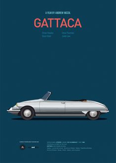 Cars And Films #2. by Jesús Prudencio, via Behance