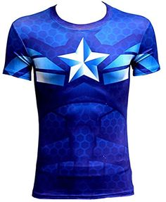 Buy 2 Get 1 free Men's Compression Shirt Short Sleeve Sports Fitness Running Base Layer Shirt BICSSMADE http://www.amazon.com/dp/B01DXETZS2/ref=cm_sw_r_pi_dp_wGXfxb1ZCH2PP