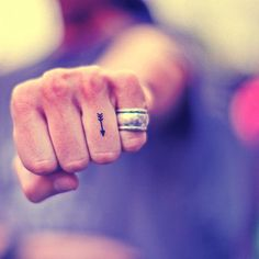 like the tattoo... maybe not the finger tho? Outside wrist?