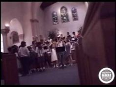 """Dave Gahan - """"Everyone of Us"""" - Rare........Dave singing at a church with a children's choir....."""