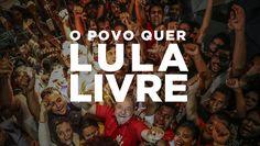 Baixe aqui o material da campanha Lula Livre! | Partido dos Trabalhadores