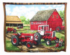 Legacy of IH 48 x 60 Inch Fleece Blanket
