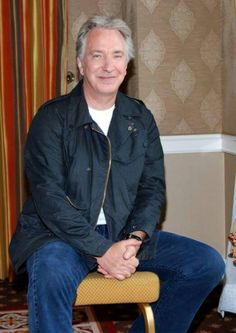 """Alan Rickman attends the """"Bottle Shock"""" press conference at the Four Seasons Hotel on July 31, 2008 in Beverly Hills, California."""