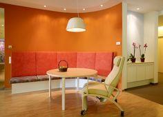 2013 Healthcare Interior Design Competition : IIDA : Honorable Mention, Hospice Care : Hospice, Marienhospital Foundation, Deleware