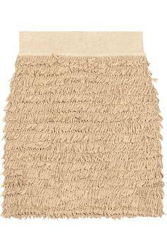 Rag & Bone knit skirt