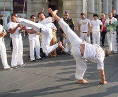 Capoeira city
