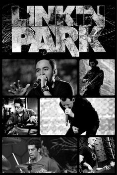 Linkin Park, one of my favorite bands.