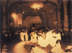 Moulin Rouge Dancers (1890)
