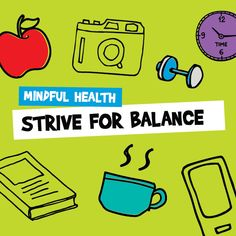 Tips and strategies to help you create balance in work and family life!