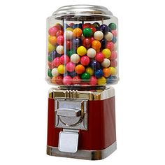 Never Outgrow Gumball Machines