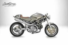"Racing Cafè: Ducati ""Losa"" by South Garage Motorcycles"