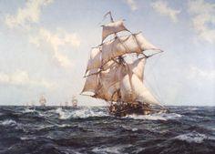 The Fleet Messenger  Montagu Dawson