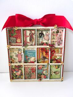 Christmas Decoration Twelve Days of Christmas Graphic by paperwild, $95.00