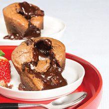 Tupperware - Muffin dal cuore morbido