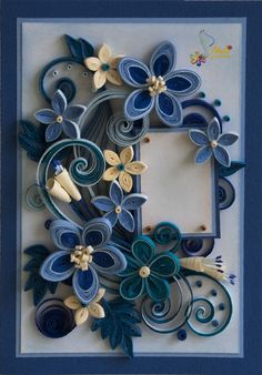 neli: Quilling card 2013/4                                                                                                                                                                                 More