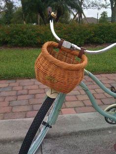 nantucket bike cisco basket