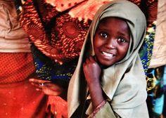 A young refugee from Somalia at Malkadida refugee camp near Dollo Ado, Ethiopia.  (Christian Fuchs – Jesuit Refugee Service/USA)