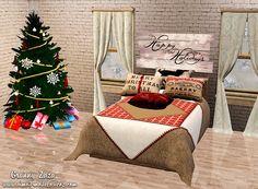 My Sims 3 Blog: Bedroom
