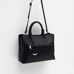 Image 7 of OFFICE CITY BAG from Zara