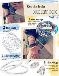 #chloeandisabel #bluejeanboho #silver #turquoise #bracelets