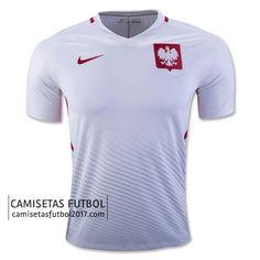 Primera camiseta de tailandia Polonia euro 2016 €19,9