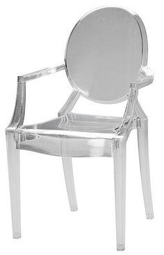 white chair for vanity.  Vapor acrylic bar stools Acrylic Bar stool and Stools