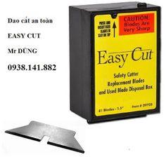 Lưỡi dao Easy cut có 81 lưỡi/ 1 hộp, dùng để thay thế cho dao easy cut các loại  Hotline/Zalo: 0938141882 #Dpackvn #Easycut Dao, Chen, Company Logo