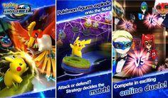 Pokémon Duel un nouveau jeu de stratégie autour de Pokémon débarque sur iPhone et iPad