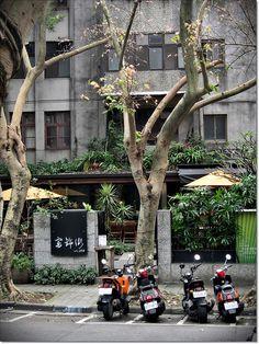 The creative clusters of Taipei